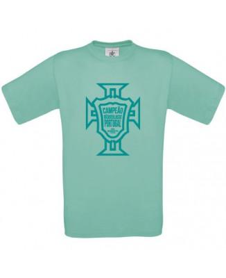 Tee shirt PORTUGAL CHAMPION DEGUEULASSE
