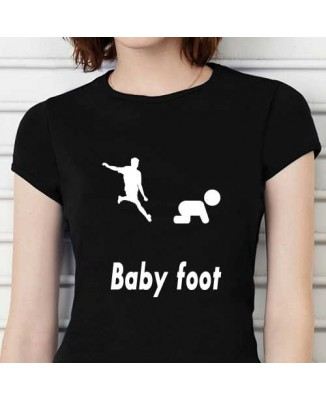 T-shirt humoristique Babyfoot