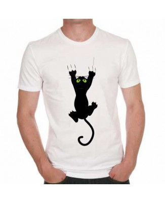 T-shirt humoristique Chat [200287]