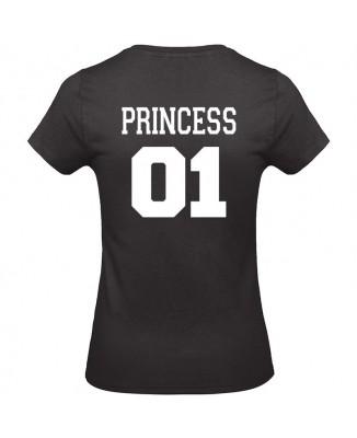 Tee shirt Princess 01