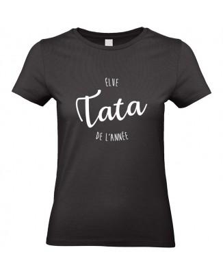 Tee shirt Élue Tata de l'Année