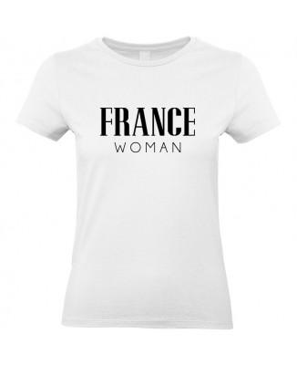 Tee shirt France Woman