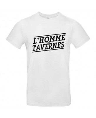 Tee shirt L'Homme des Tavernes