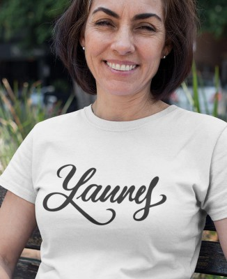 Tee shirt Femme Yanny ou Laurel ?