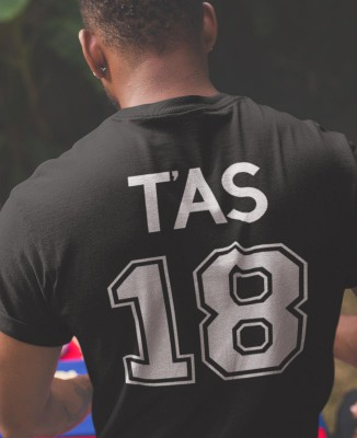 Tee shirt Homme T'AS 18 ANS ?
