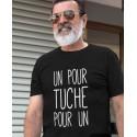 T-shirt Un pour TUCHE pour Un