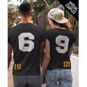 Tee shirts Humour Couples 69