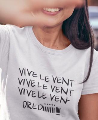 T-shirt Femme Vive le Vendredi