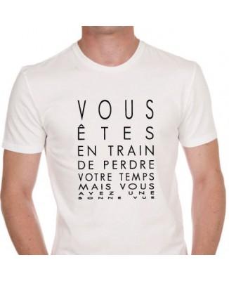 T-shirt Bonne vue