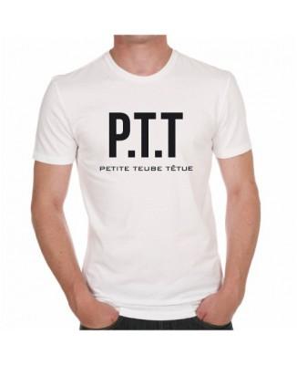 """T-shirt """"Petite teube tétue"""""""