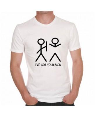T-shirt I've got your back