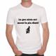 T-shirt humoristique Les gens coincés sont souvent les plus chiants!