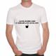 T-shirt humoristique L'alcool ne mène à rien..