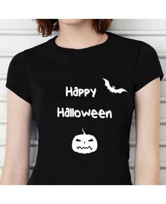 T-shirt humoristique Happy Halloween!