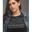 Tee-shirt Que Dieu Vous Garde