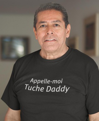 T-shirt Appelle-moi Tuche Daddy