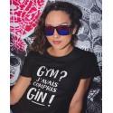 T-shirt Gym ? J'avais compris Gin !