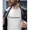 T-shirt Airbnbaise