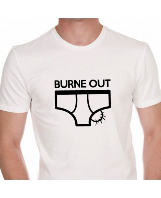 T-shirt J'ai une Burne Out