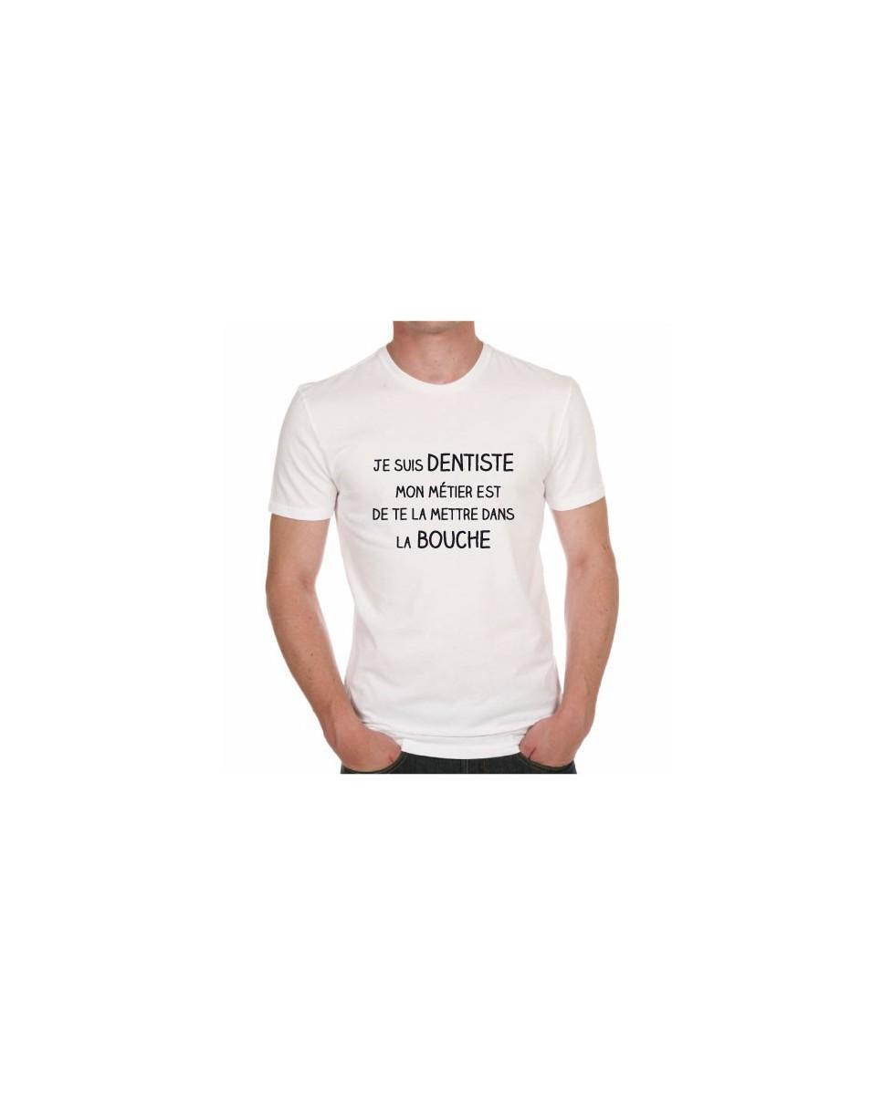 énorme réduction 6b6c9 688f2 Tee-shirt humour