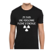 T-shirt Je suis une personne pleine d'energie